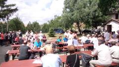 Elszármazottak találkozója Hegymagas 2015.06.20.